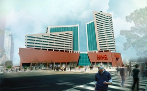 Majd Mashhad Commercial, Office Complex